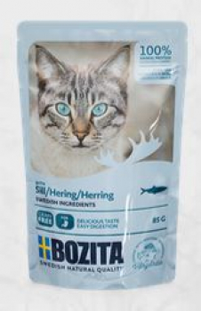 Bozita Cat Pouch HiS Hering 85g