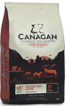 Canagan Grass-Fed Lamb 12.0 kg